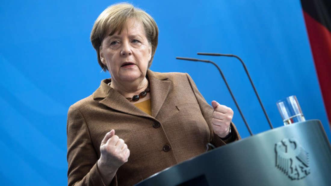 Die Kanzlerin trägt viel Verantwortung - doch auch ihr Gehalt kann sich sehen lassen.