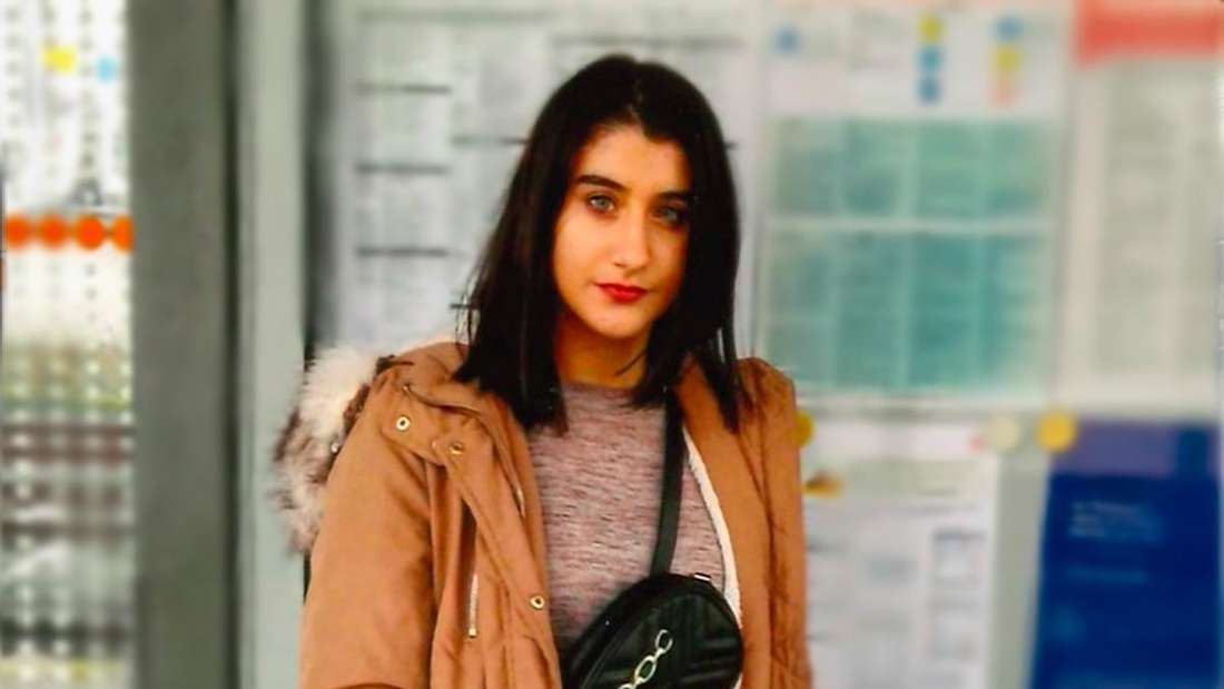 Die Polizei sucht nach dieser vermissten Teenagerin aus Karben (Wetterau).