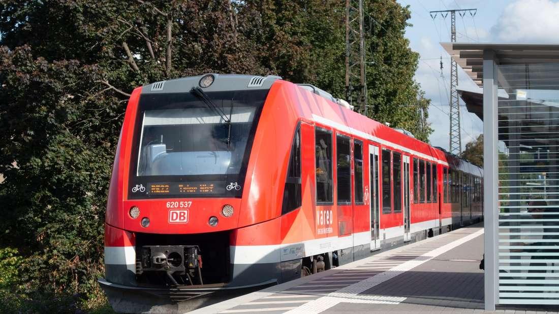 RE22 nach Trier, Hauptbahnhof Köln West