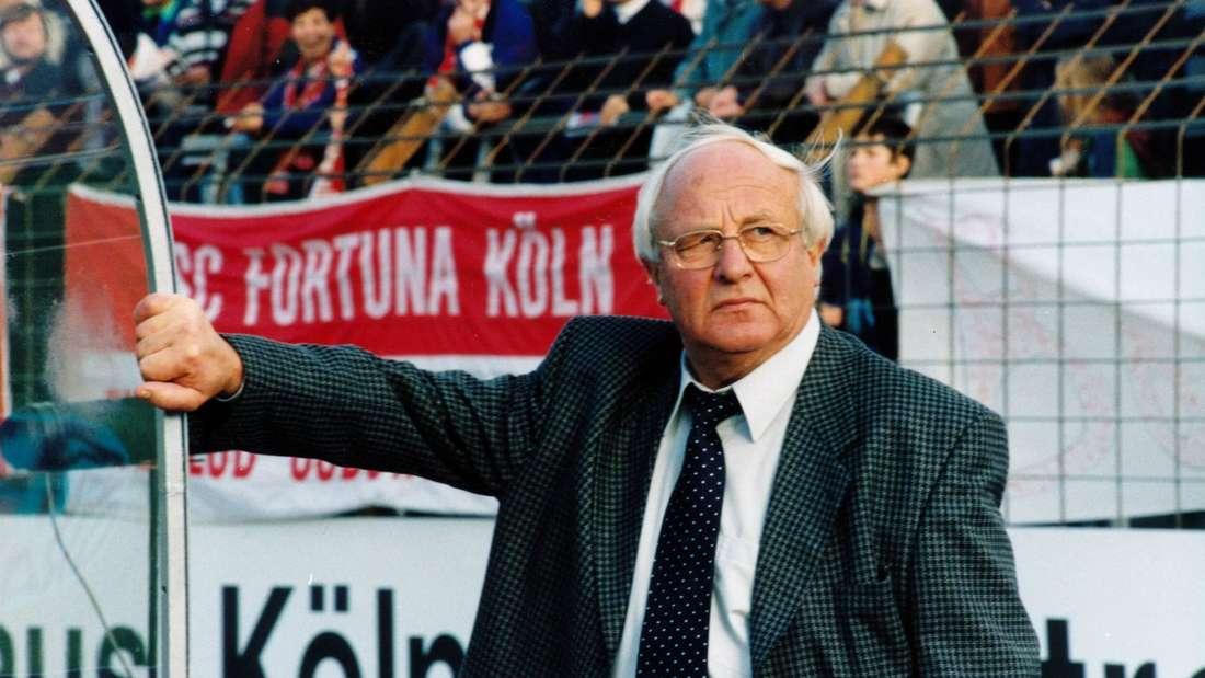 Jean Löring im Südstadion