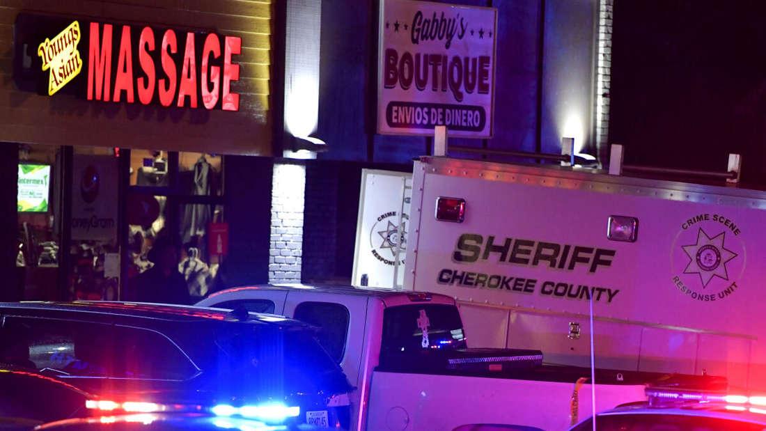 Tödliche Schüsse bei Atlanta