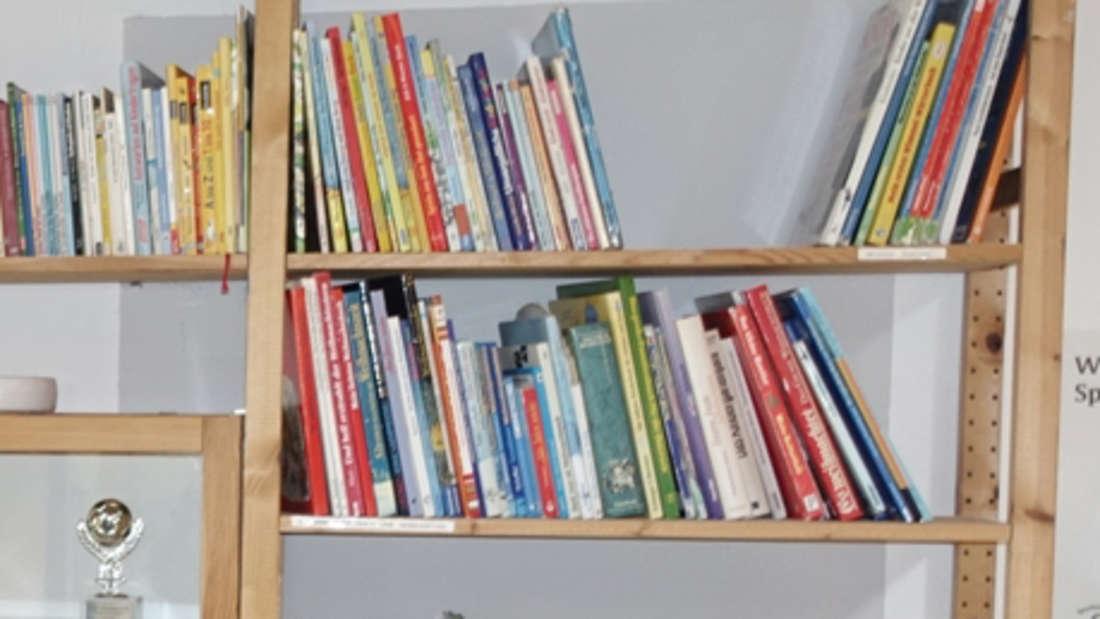 Dieb Kindergarten Einbruch Bilderbücher Halver