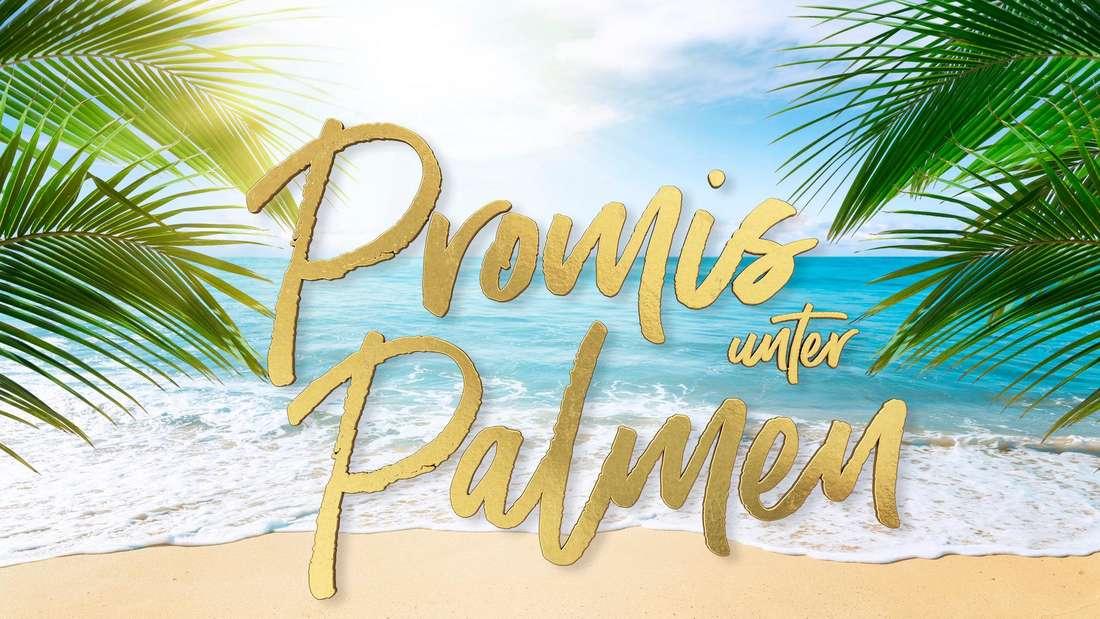 """Das Logo von der Sat.1-Sendung """"Promis unter Palmen"""""""