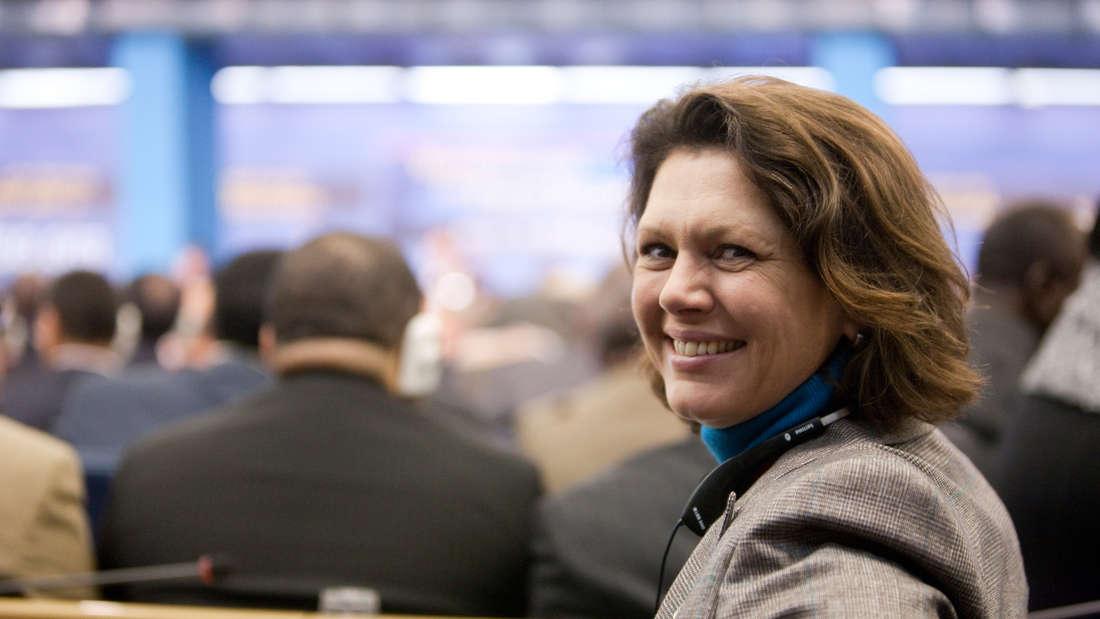 Ilse Aigner war von 2008 bis 2013 Ministerin für Ernährung, Landwirtschaft und Verbraucherschutz