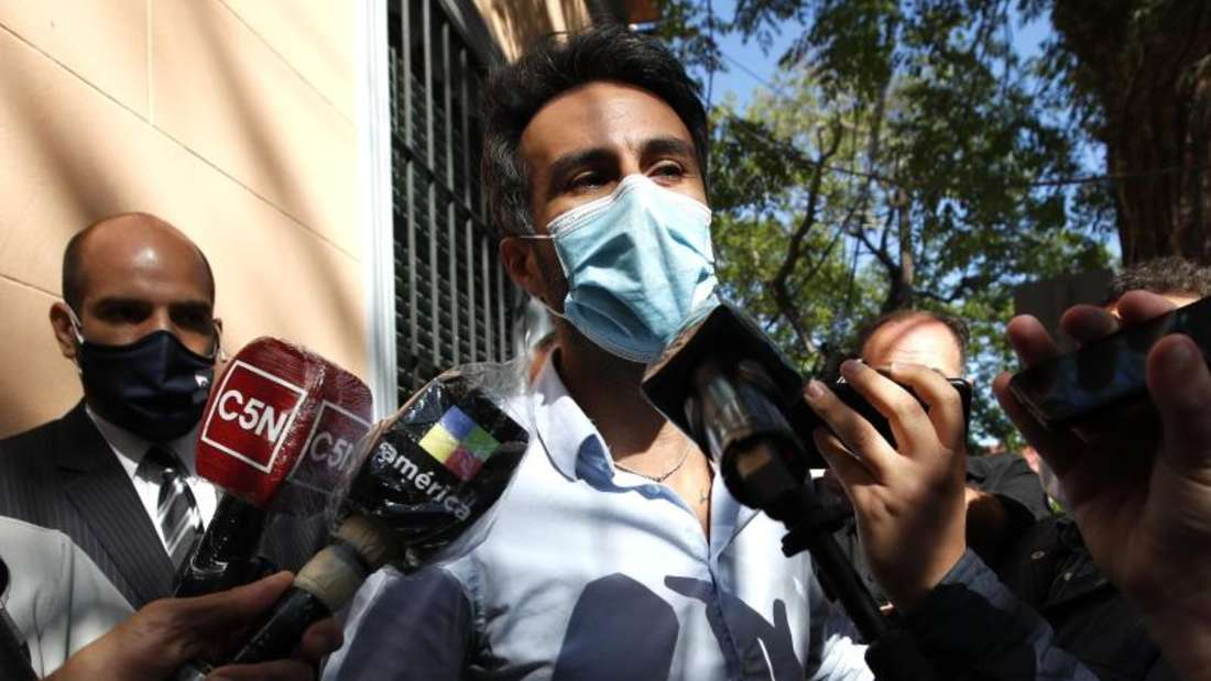 Maradonas Arzt