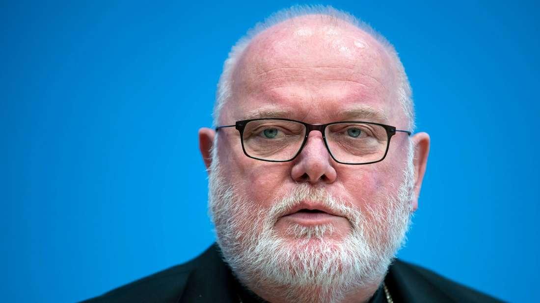 Kardinal Reinhard Marx, Erzbischof von München und Freising