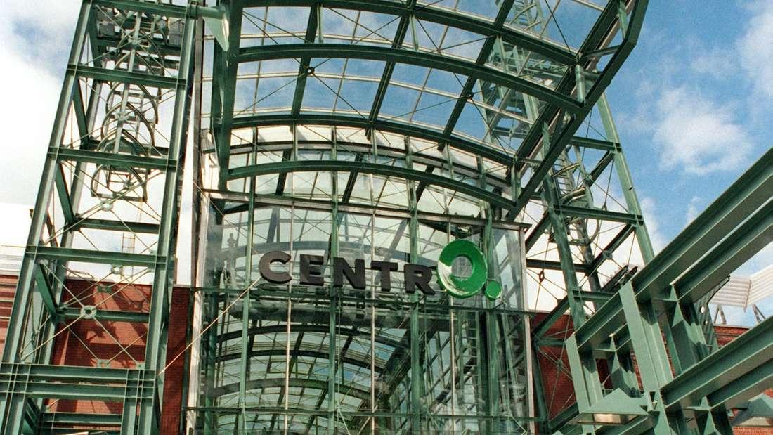 Europas größtes Einkaufszentrum CentrO feiert fünfjähriges Bestehen