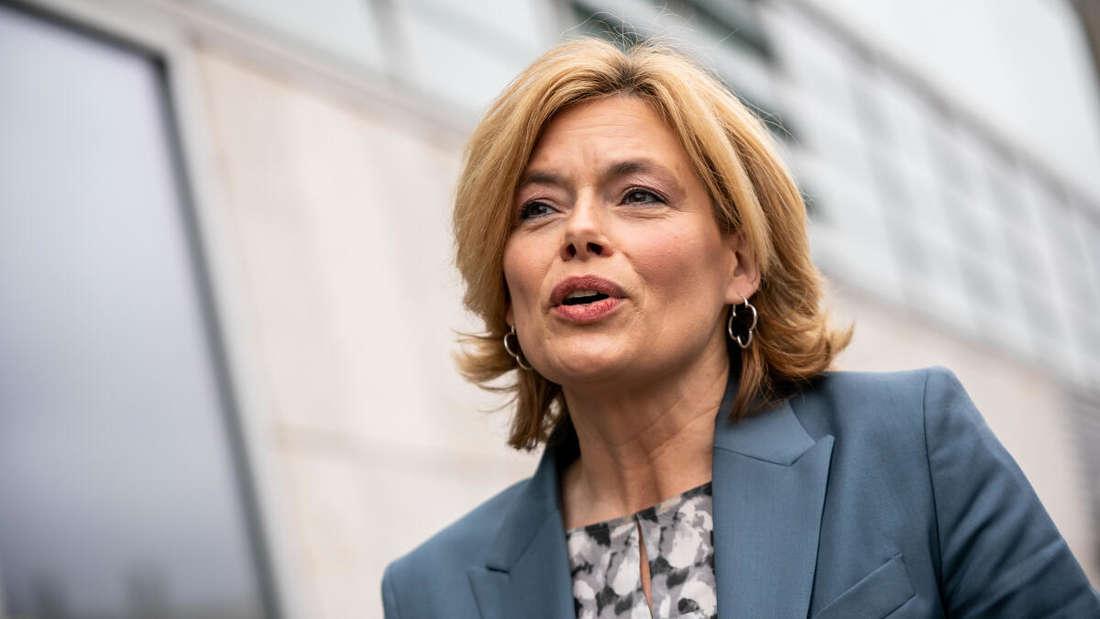 Julia Klöckner (CDU), Bundesministerin für Ernährung und Landwirtschaft (Archivfoto)