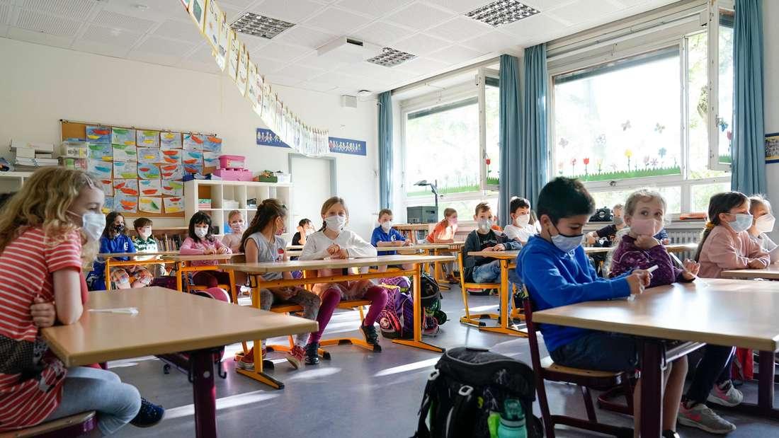 Die Grundschule Bonifatiusschule in Düsseldorf.