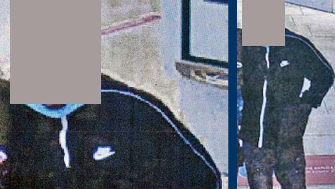 Vergewaltiger am Hauptbahnhof: Er trägt eine schwarze Nike-Jacke und einen Oberlippenbart.
